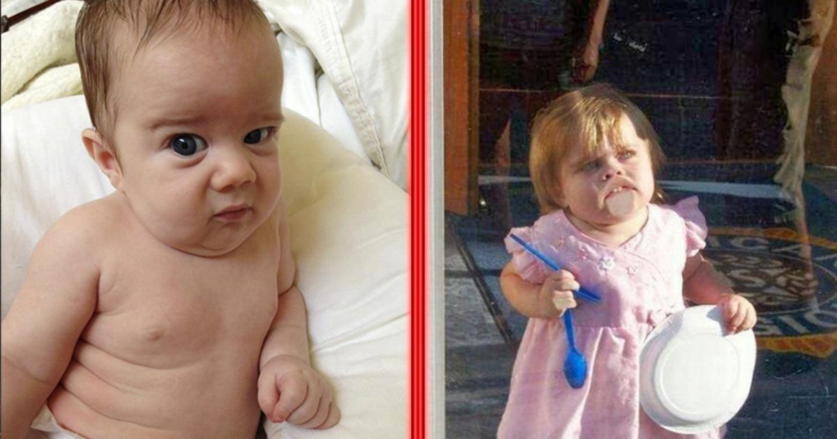 16 Bebés a los que no se les da muy bien la ternura. ¡Qué miedo!