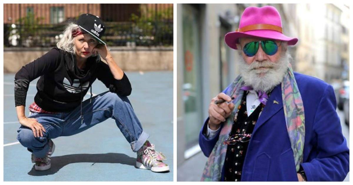9 ancianos hipster que se ven mejor que muchos que conozco