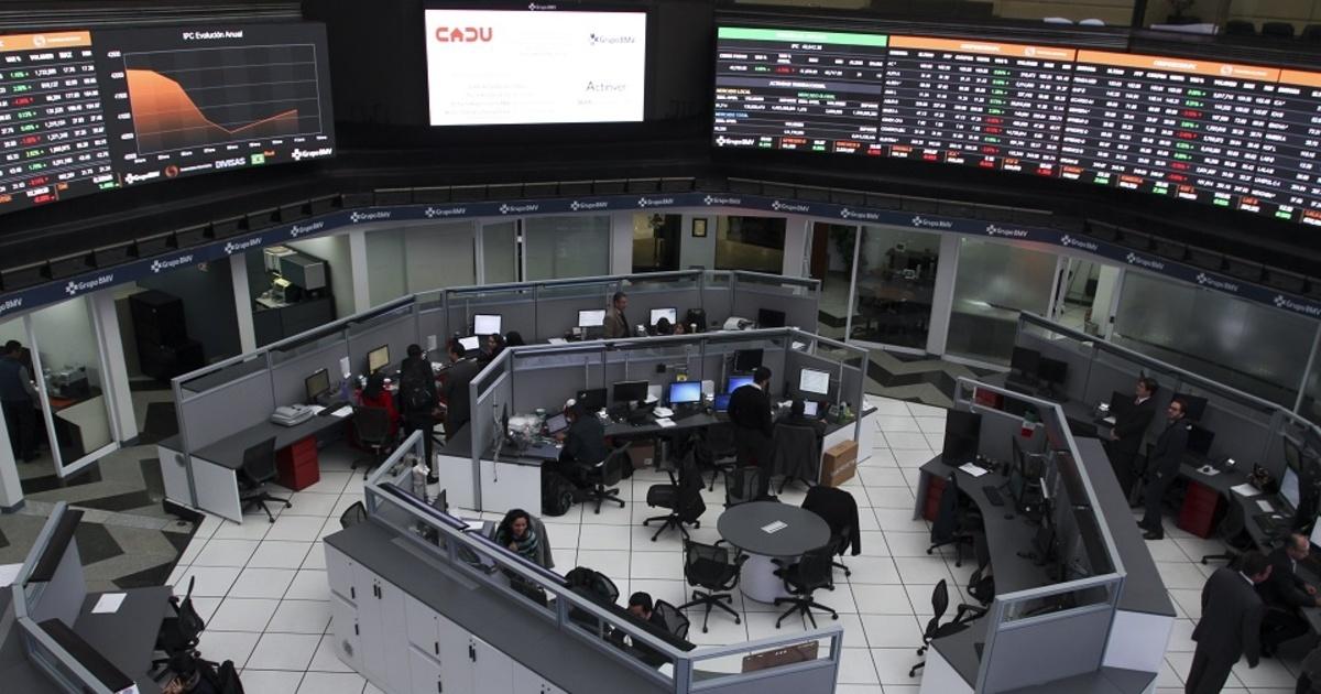 Bolsa Mexicana cae a su peor nivel desde marzo de 2014, a unos días del cambio de gobierno