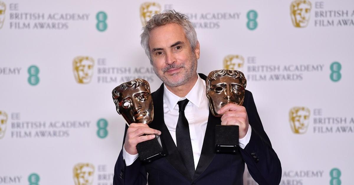 Camino al Oscar: Roma vence a La Favorita y es la gran ganadora de los premios Bafta