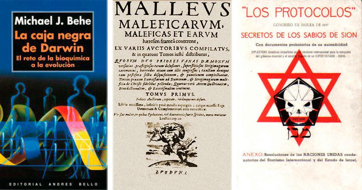Libros malditos que muy pocos se han atrevido a leer ¡El #3 lo prohibió un papa!