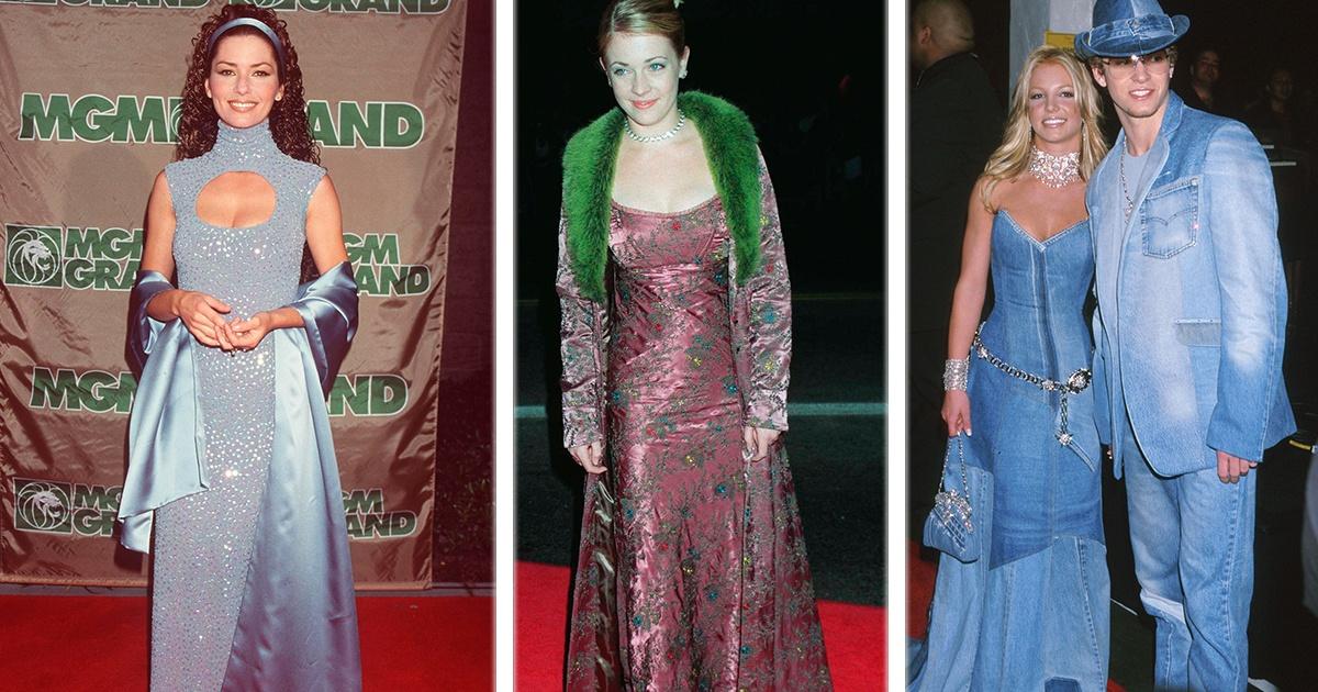9 outfits de los 90's que han usado los famosos y deberían desaparecer ¡Que paso con Justin Timberlake!