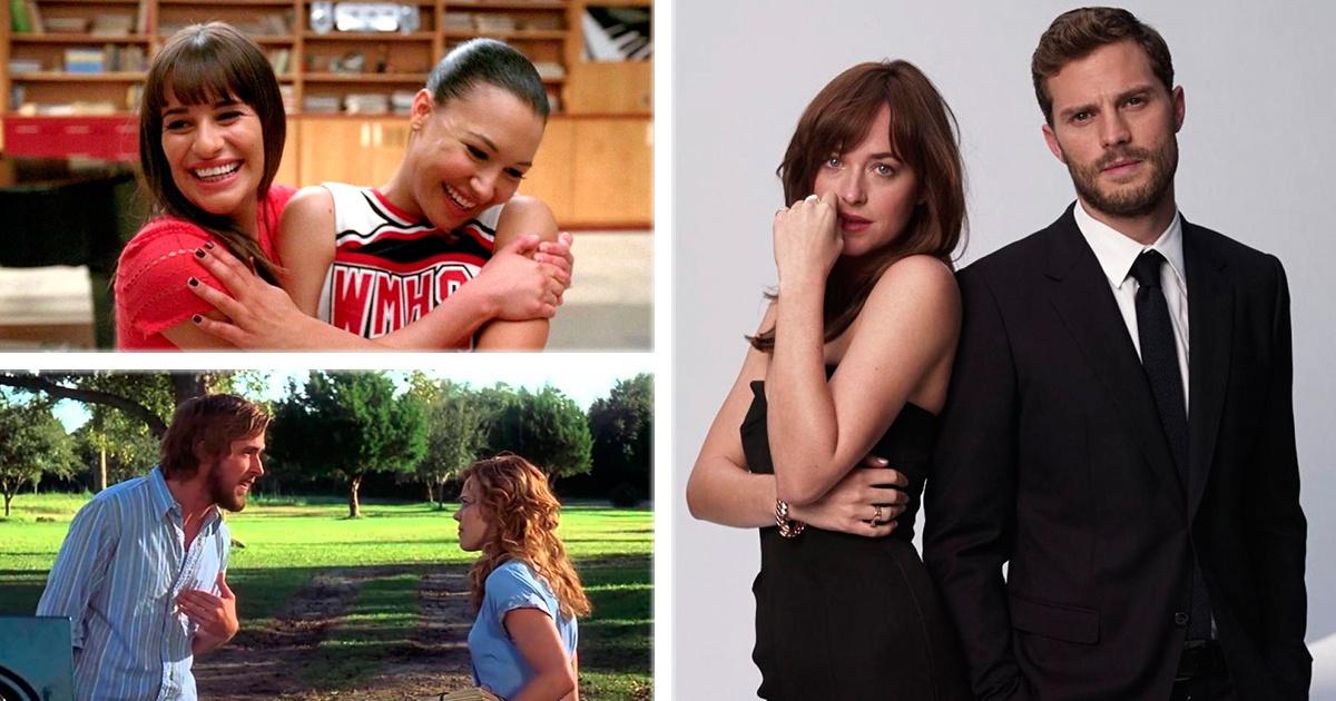 Protagonistas de películas que se caen muy mal, ¡Varios tuvieron que besarse!