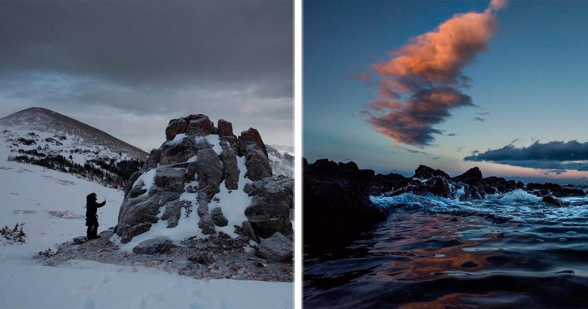 17 impresionantes fotografías tomadas por Lubezki en el set de El Renacido. ¡La #15 es HERMOSA!