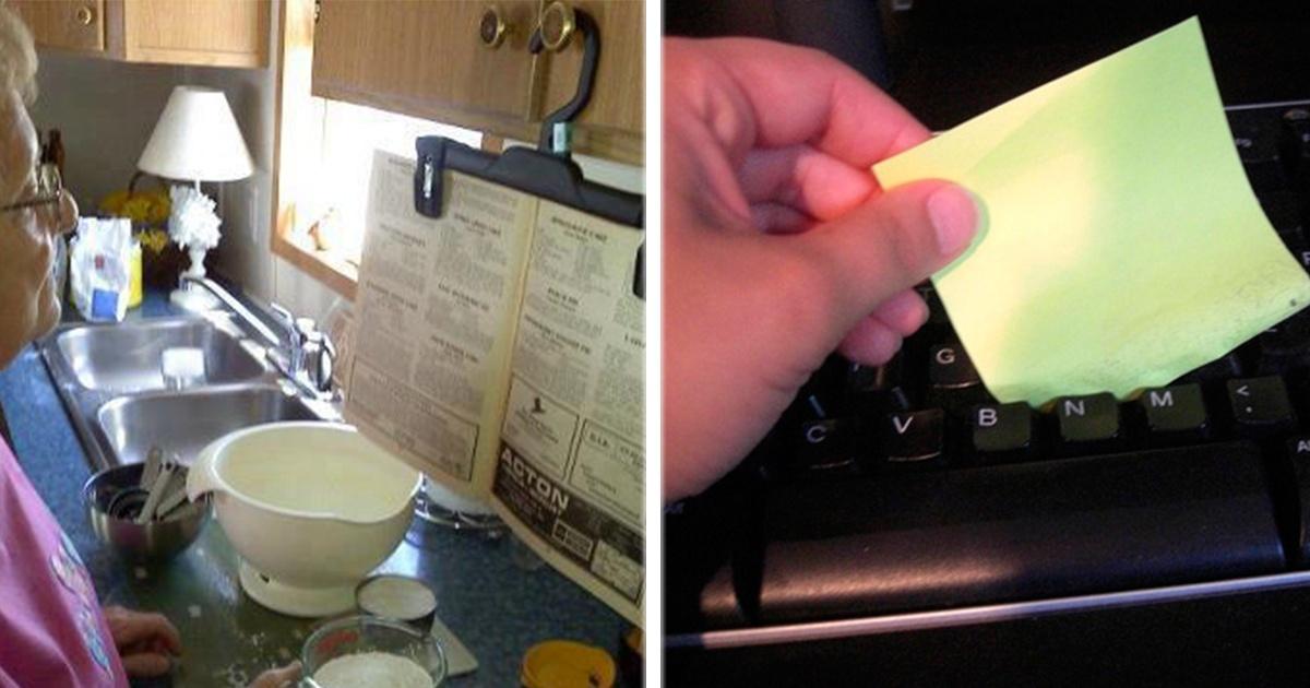 ¡17 trucos que harán tu vida más fácil! El #16 te será muy útil en la cocina.