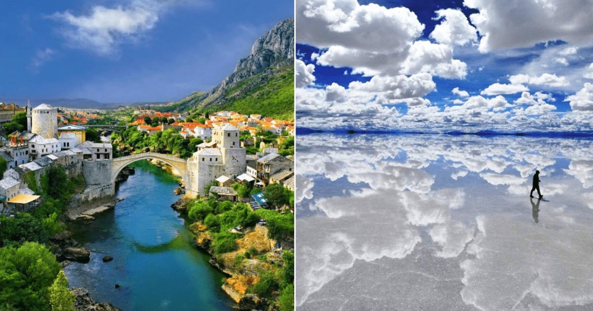Países poco promocionados que esconden verdaderas maravillas para el turismo