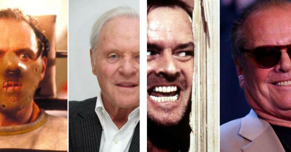 Actores del cine de terror en antes y después. ¡Qué cambios!