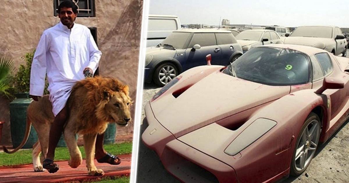 13 Fotografías sobre Dubái que te harán sentir más pobre que nunca.