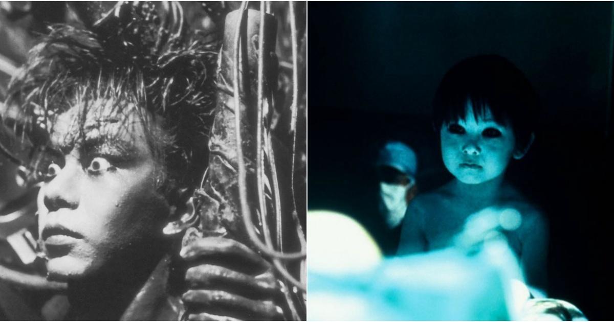 Geniales filmes de terror japonés que debes ver si amas el género