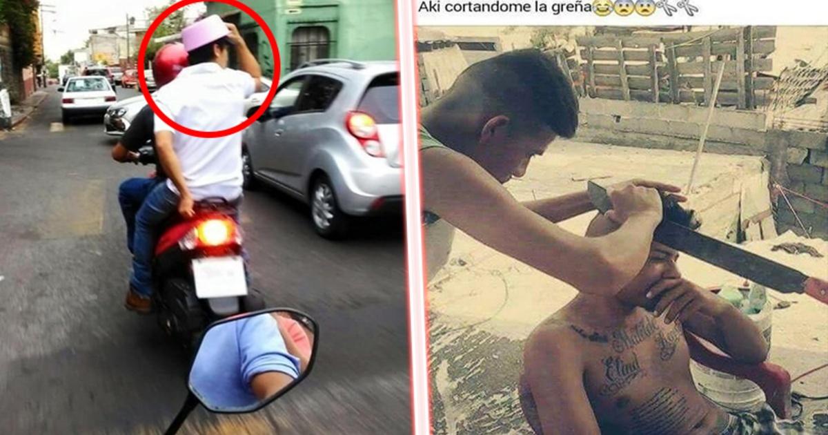 15 Fotos que prueban que algunos Mexicanos son en verdad especiales...