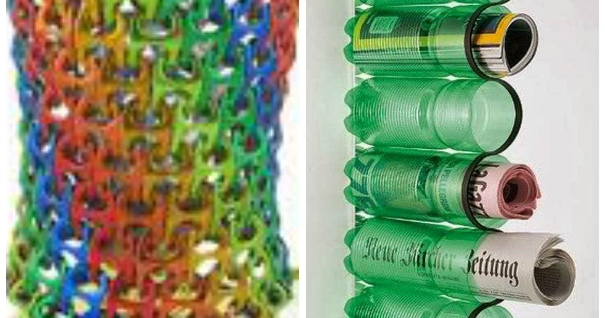 Las Mejores Ideas Para Reciclar La Basura La 6 Te Seria Demasiado - Ideas-para-el-reciclaje