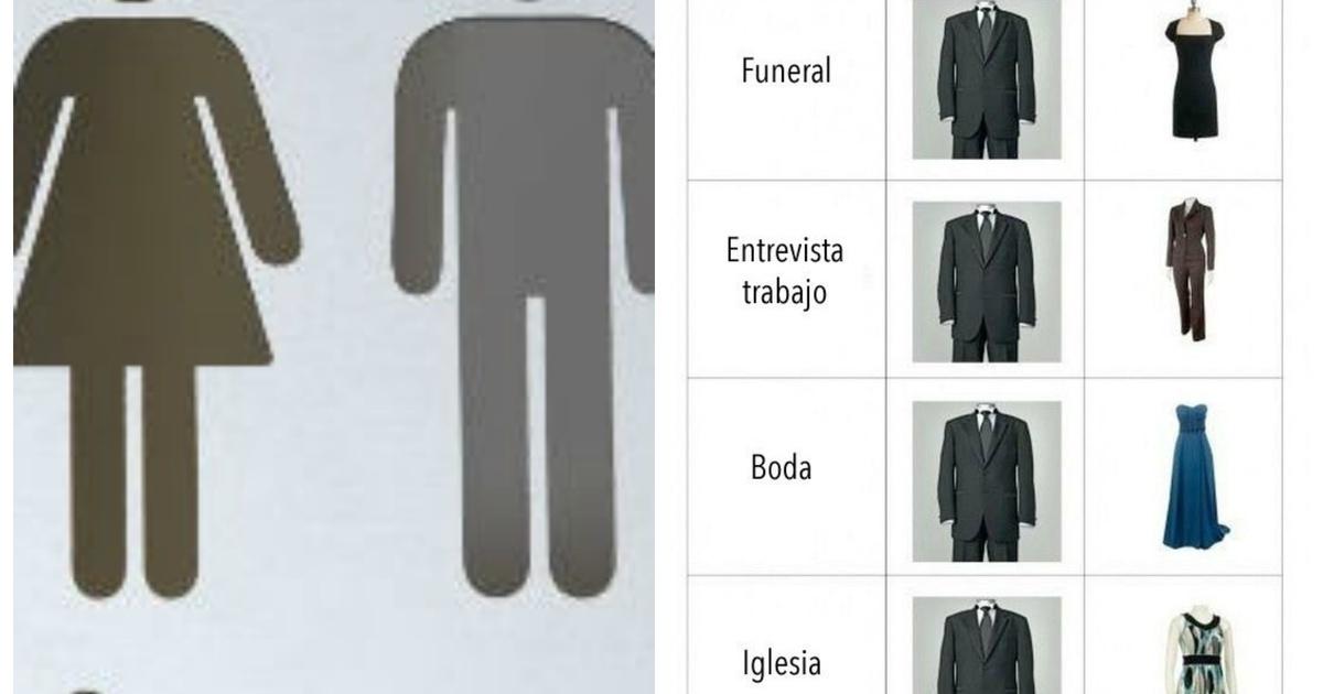 Diferencias graciosas entre hombres y mujeres ¡la #13 te hará reír demasiado!