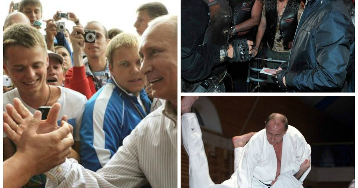 Imágenes que demuestran por que Vladimir Putin es catalogado como el hombre mas fuerte del mundo ¡es increíble!