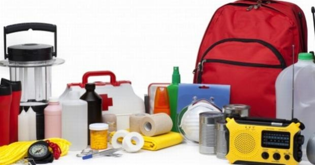 ¿Por qué deberías tener una mochila de emergencia? (y cómo hacerla)