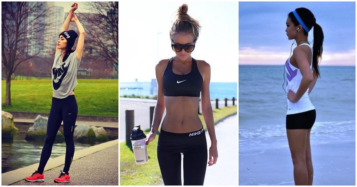 23 outfits perfectos para salir a hacer ejercicio, ¡El #9 es genial!