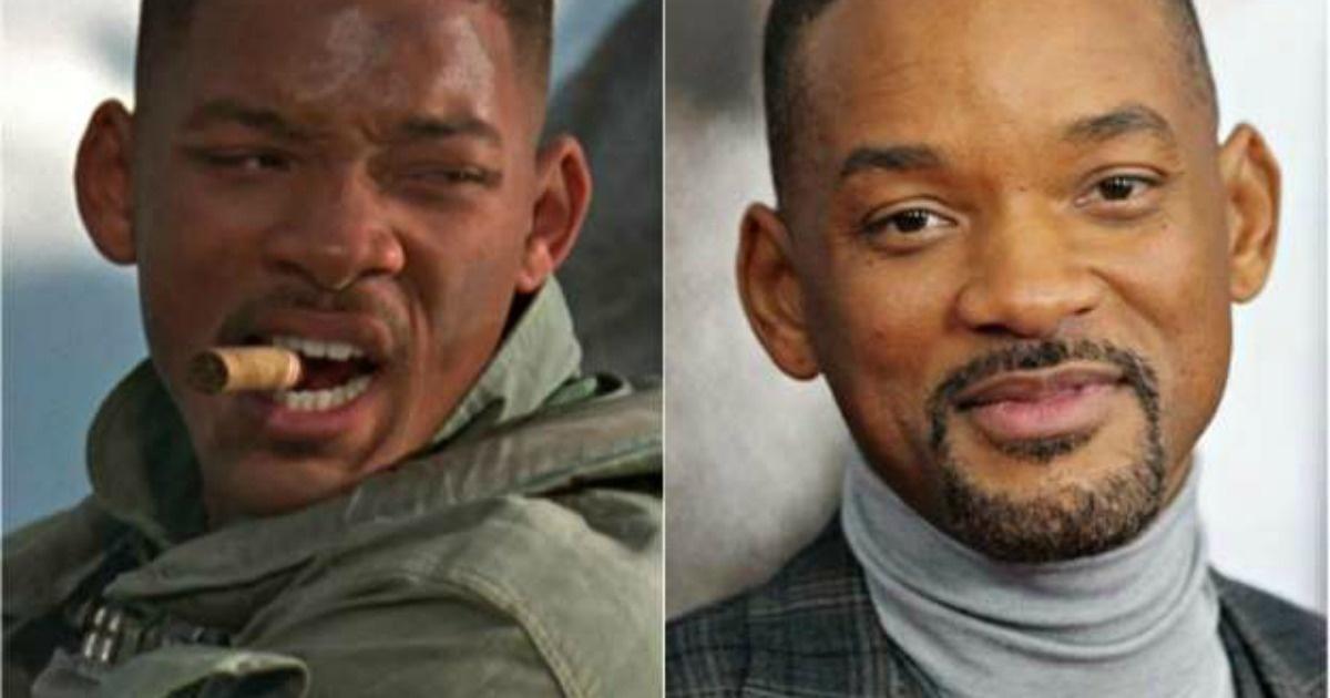 """El antes y después de los actores de """"El día de la independencia"""""""