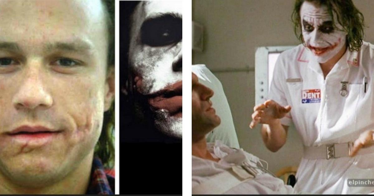 9 Cosas que no sabías de El Joker (Heath Ledger)