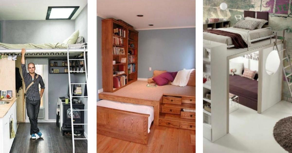16 Excelentes ideas para ahorrar diseñar tu cuarto.