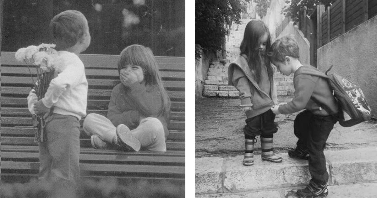 15 geniales imágenes que nos enseñan lo hermoso que es ser niño