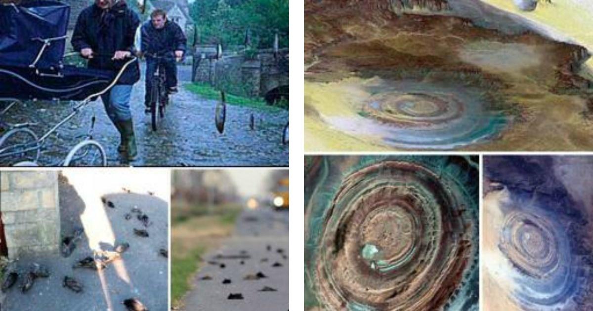 12 de los fenómenos naturales más asombrosos que puedas ver