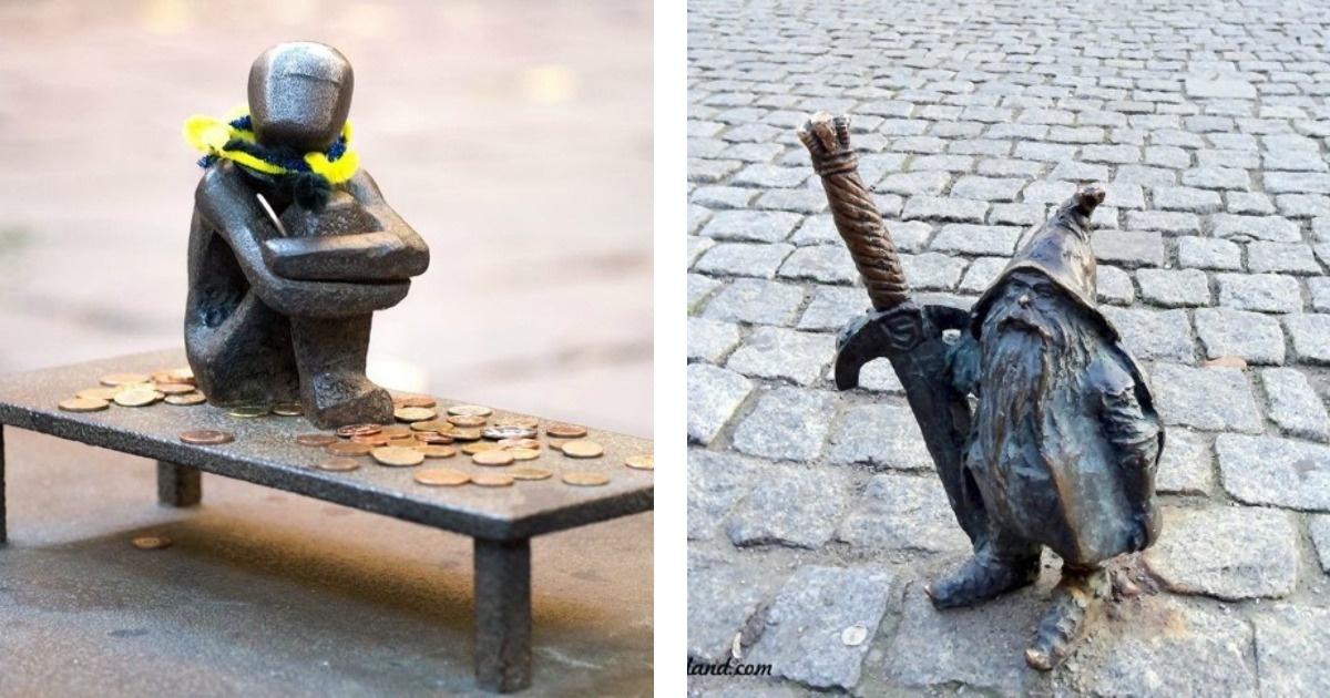 8 Monumentos miniatura que hay alrededor del mundo