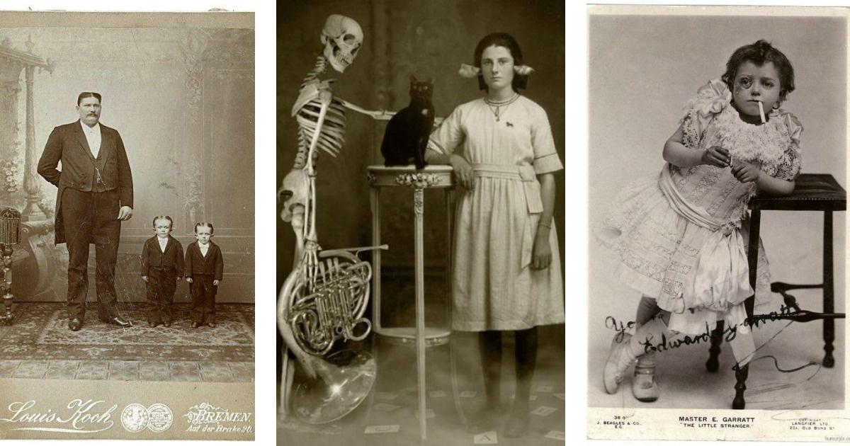 Fotografías extrañas y surrealistas que te dejarán sorprendido ¿Cómo lo hicieron?