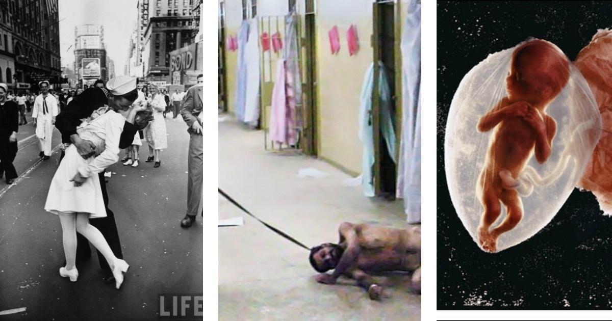 10 imágenes que cambiaron el rumbo del mundo