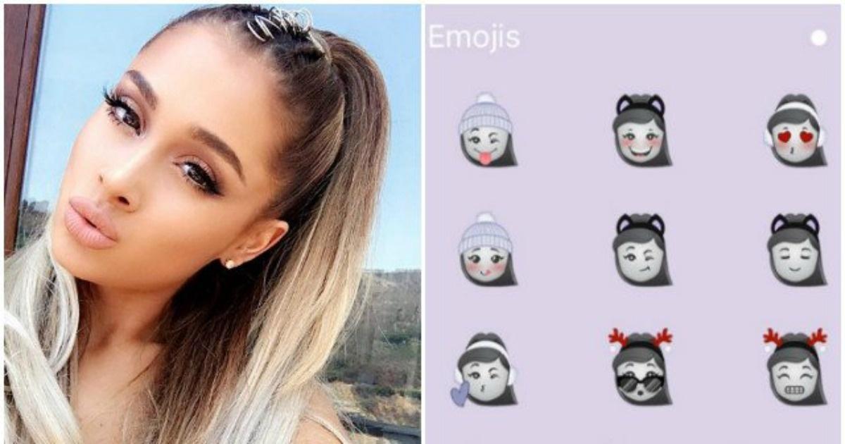 7 Famosos que tienen su propia línea de emojis