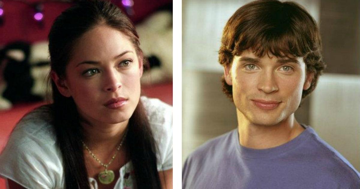 Conoce el antes y después de los protagonistas de Smallville