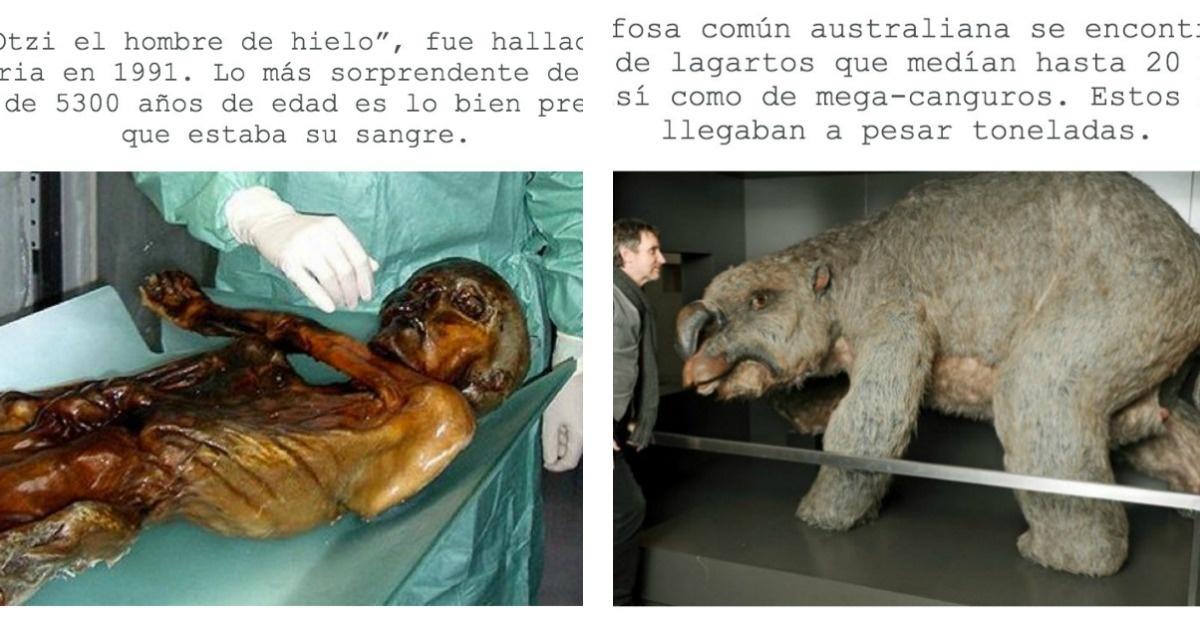 10 Descubrimientos arqueológicos muy perturbadores