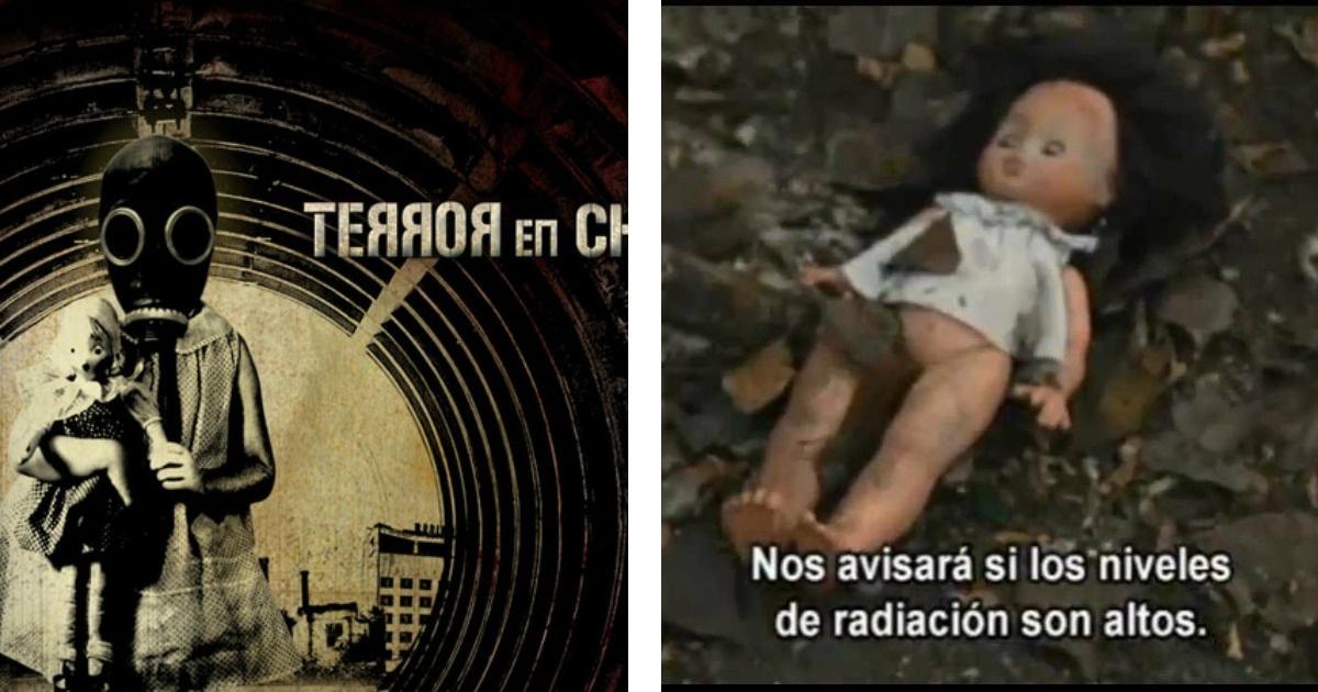Mitos en Chernobyl después de la catástrofe. El #4 es escalofriante y terrible.