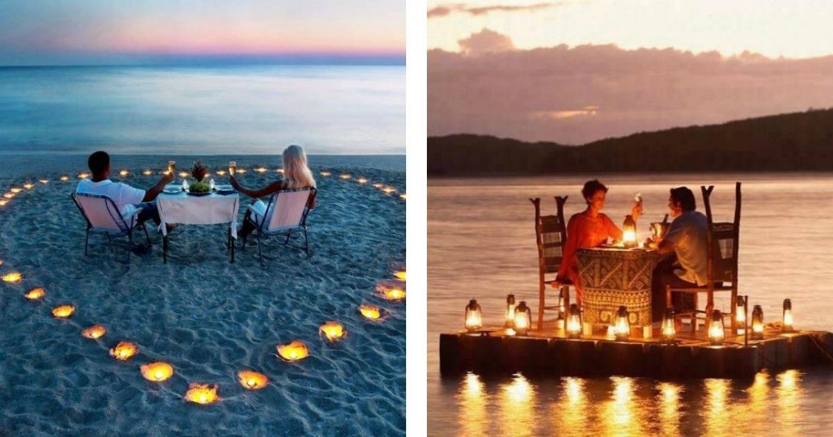 Los lugares m s hermosos para tener una cita rom ntica - Cita romantica en casa ...