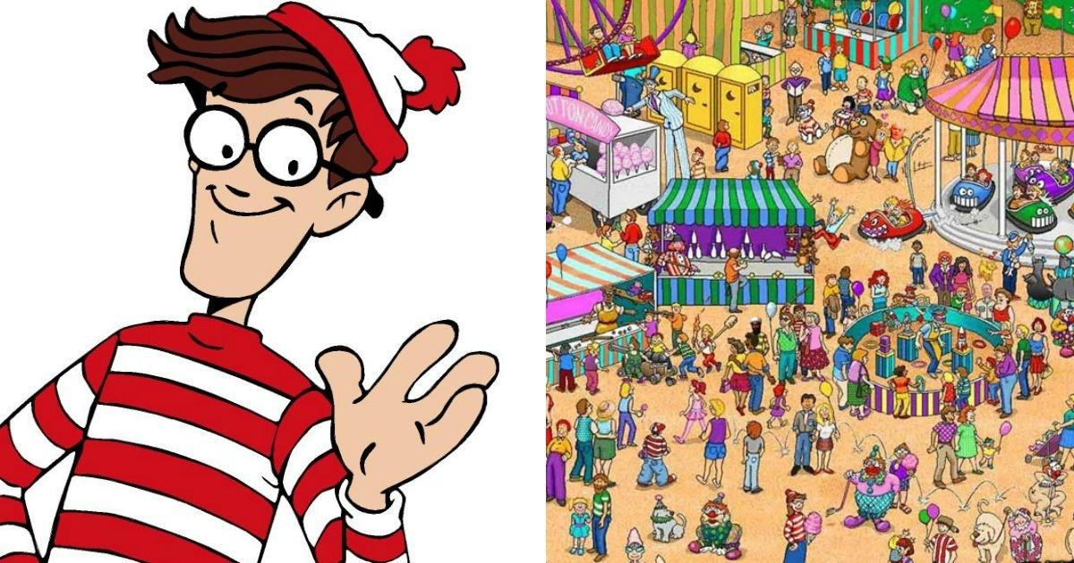 ¿Dónde está Wally? ¡Te reto a encontrarlo en estas 7 imágenes!