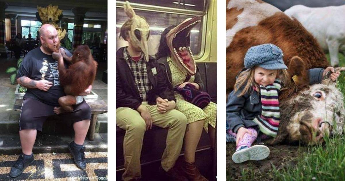 ¡El mundo está volteado de cabeza! Y estas 18 fotografías lo demuestran