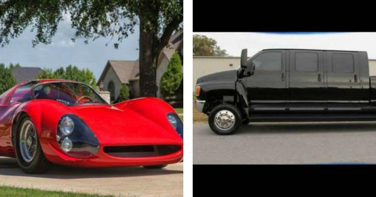 Los autos más raros que puedes comprar por internet :O