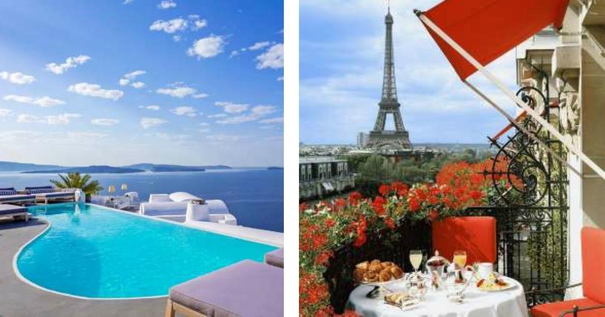 Los 10 hoteles más visitados en el mundo