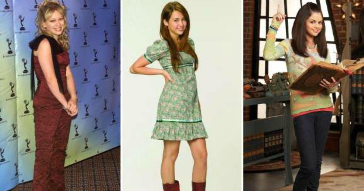 Mira como han cambiado las estrellas que conociste en Disney