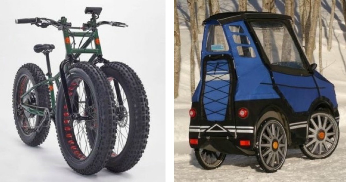 9 Originales diseños de bicicletas que vas a amar