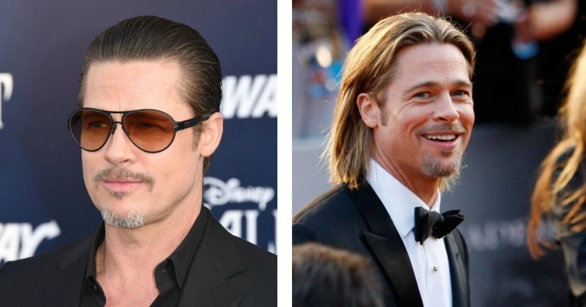 10 Datos curiosos sobre Brad Pitt