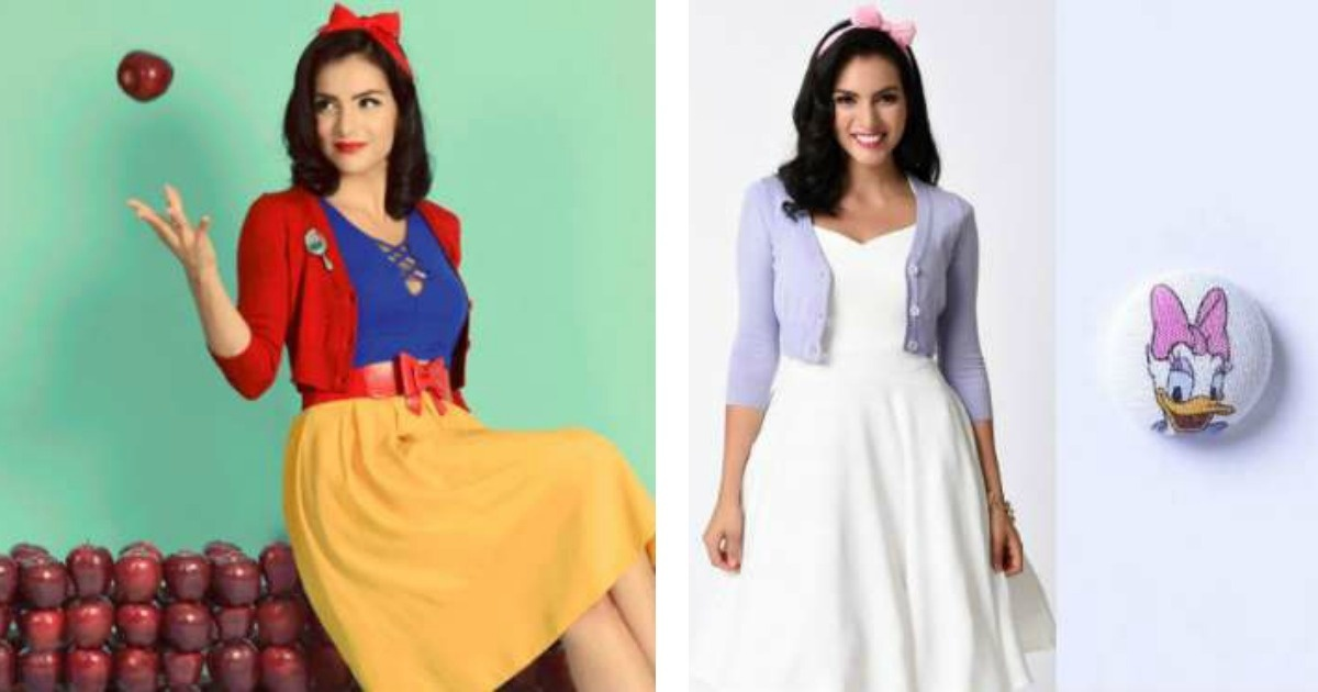 10 geniales outfit inspirados en clásicos de Disney para ir a trabajar