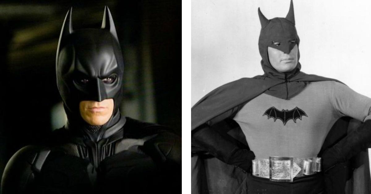 Los batman's de la historia, ¿cuál ha sido el mejor? (solo para fans)