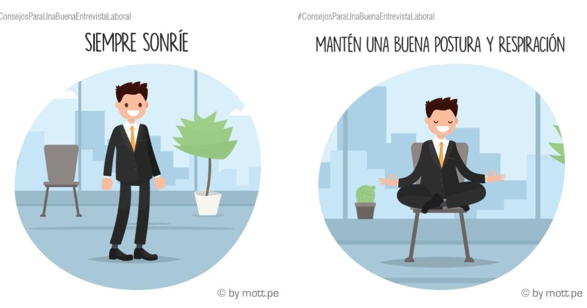 7 Consejos para que tengas fortuna en una entrevista de trabajo