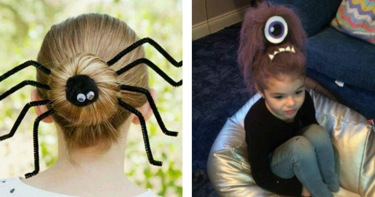 El mejor disfraz empieza desde el cabello… Ideas para este Halloween