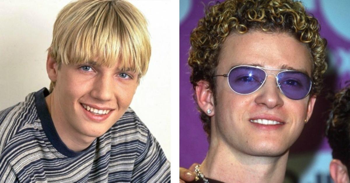 Cómo se ven ahora los integrantes de las boy bands de los 90
