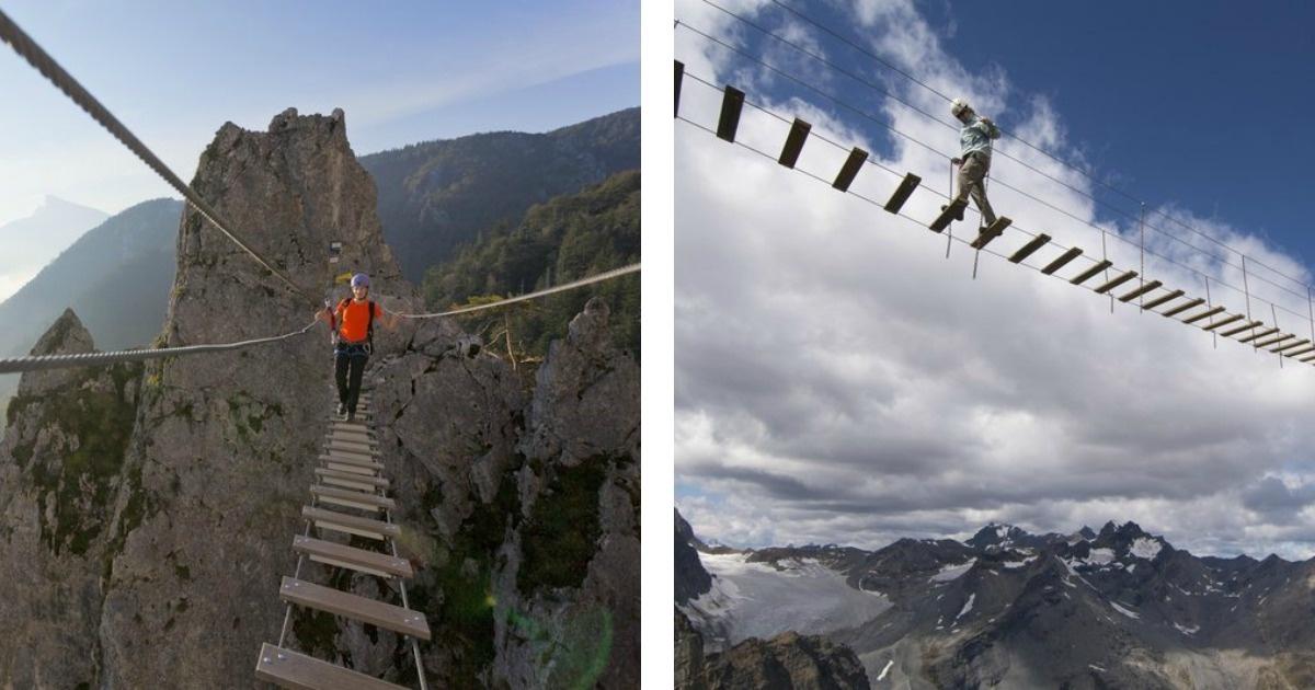 Descubre los 7 puentes más peligrosos del mundo