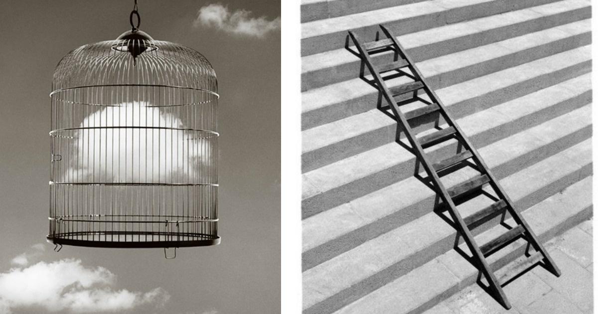 8 Fotos artísticas que te harán cuestionar la realidad