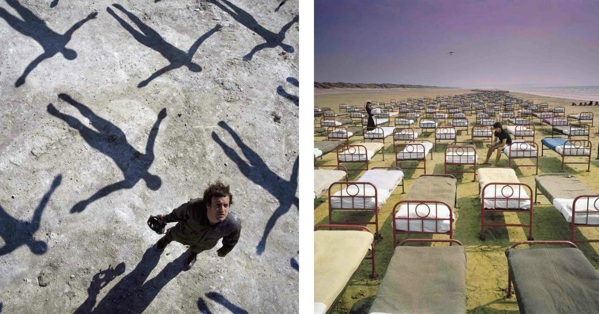 Descubre la obra increíble y surrealista del fotógrafo Storm Thorgerson