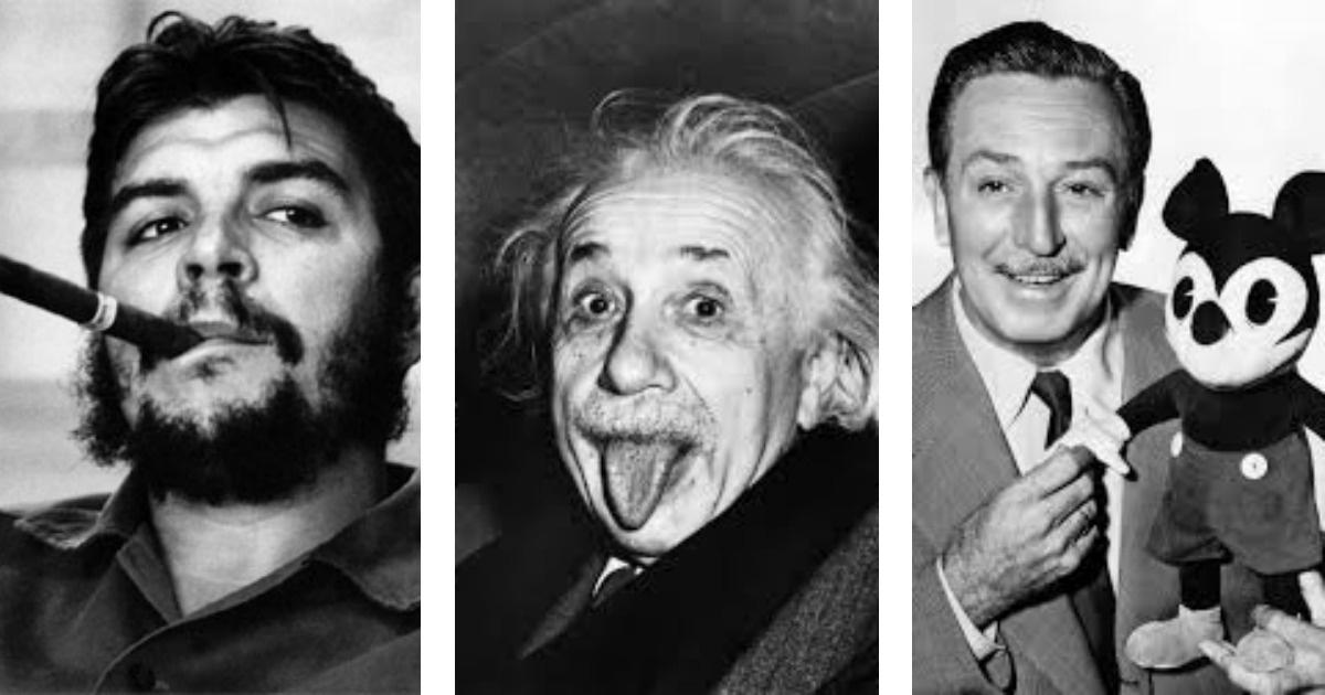 10 de los personajes más importantes del mundo