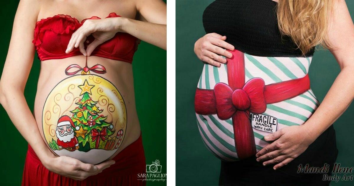 El mejor regalo que puedas dar. Creatividad en el embarazo.