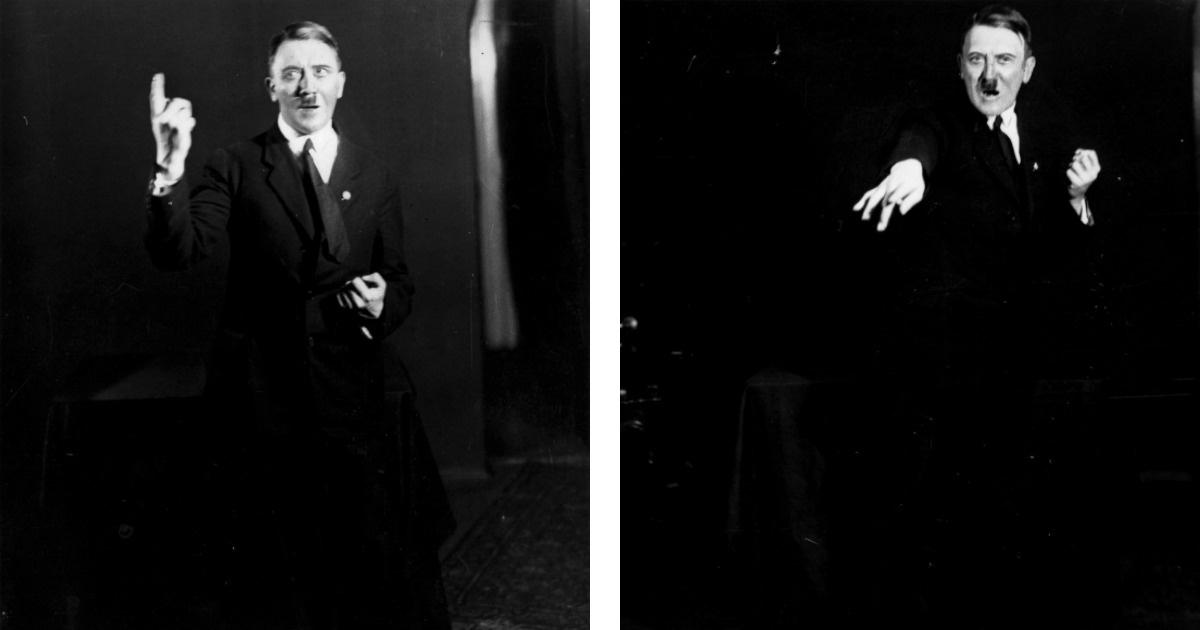 Las fotos prohibidas de Hitler